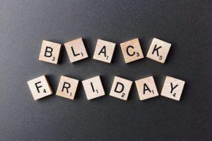 【英語で文化】もうすぐBlack Friday☆日本とアメリカのブラックフライデーについて