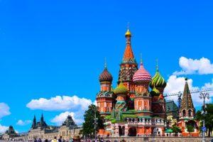 【ロシア】ビザ(査証)は必要?気候や治安、通貨はどうなの?