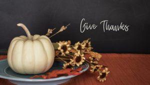 【英語で文化】Thanksgiving Day(サンクスギビング=感謝祭)ってどんな日?