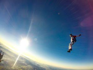 【ブリスベン・オーストラリア】バイロンベイでスカイダイビング☆ Day 2