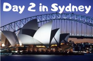 【シドニー・オーストラリア】おすすめ観光☆ダーリング・ハーバー☆ Day 2