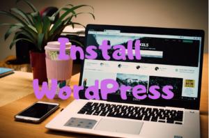【ブログ】WordPressをサーバーにインストールする方法☆初心者でも簡単!