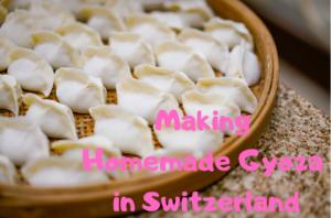【レシピ】手作り餃子♡スーパーの小麦粉の値段*ドイツと比較