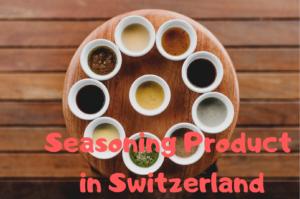 【スイス・チューリッヒ】スーパーで買える調味料や食材*ドイツとも比較
