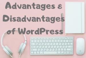 【ブログ】WordPressで作るブログのメリット・デメリットとは?