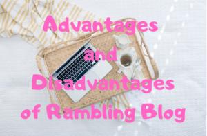 【ブログ】特化ブログと雑記ブログならどっち?メリット&デメリット