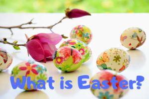 【英語で文化】イースターとはどんなお祝い?英語で説明してみよう!