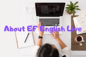 【オンライン英会話】EF English Liveの料金は?講師や評判