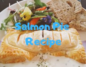 【レシピ】サーモンパイ包みを作ってみた!おすすめレシピ
