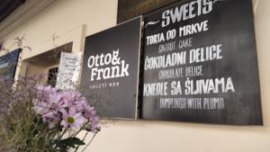 【クロアチア・ザグレブ】人気レストランでランチ@Otto & Frank